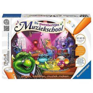 TipToi spel monsterlijke muziekschool
