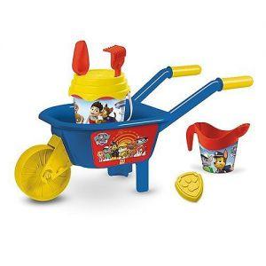 Kruiwagen Paw Patrol met speelsetje