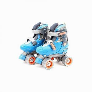 Rolschaats blauw 30-33