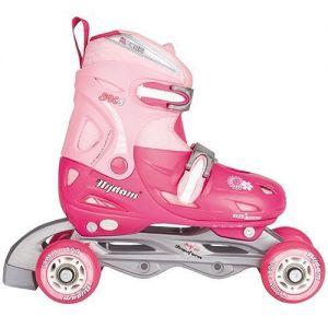 Inline Skate Quad roze 27-30