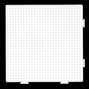 Strijkkralen plaat vierkant koppelbaar