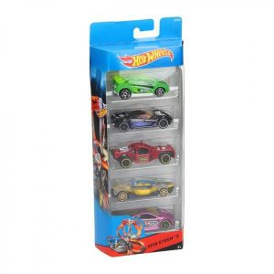 Hot Wheels 5 pak