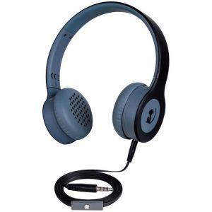 Koptelefoon Wonky Monkey Headphone Rumble Zwart