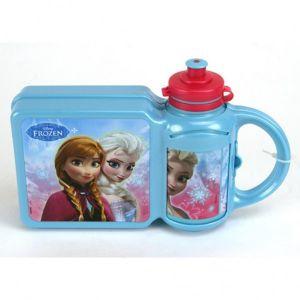 Frozen lunchbox + drinkfles