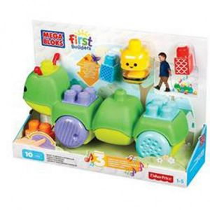 Mega Bloks First Builders Beweeg-en-swing-Rups