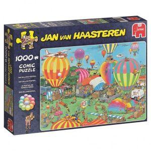 Puzzel JvH Het Ballon Festival 1000 Stukjes