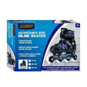 Inline Skate Alert Maat 31-34 Blauw