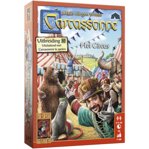 Carcasonne, het circus