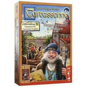 Uitbreiding Carcassonne Burgemeester & Abdijen