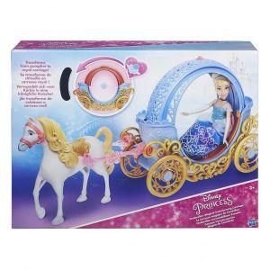 Speelset Disney Princess Assepoester Magische Koets