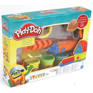 Playdoh Timmerman speelset