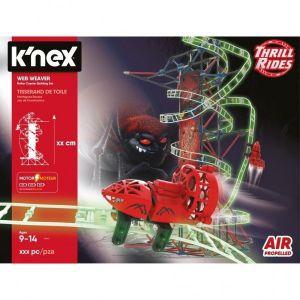 Knex Thrill Rides - Web Weaver Roller Coaster