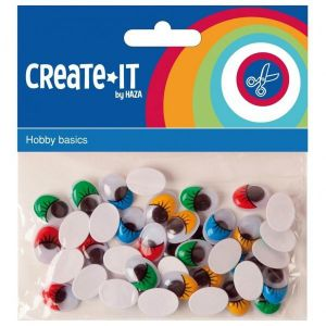 Create it bewegende ogen