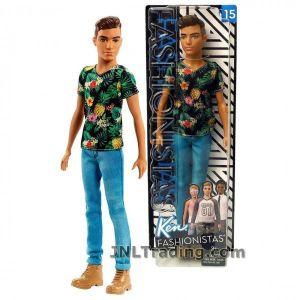 Ken Fashionistas 15