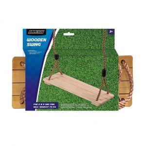 Schommelplankje hout