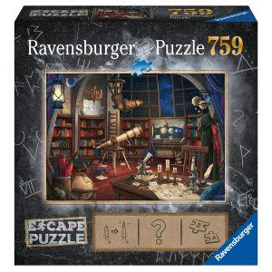 Escape puzzel Sterrenwacht