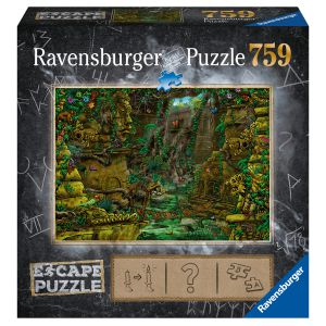 Escape puzzel Ankor Wat Tempel