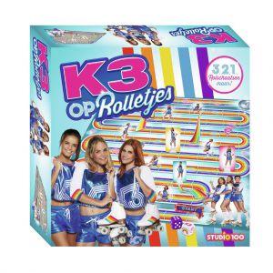 K3 spel op rolletjes