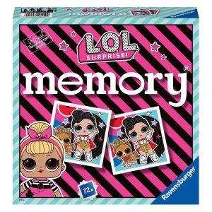 Spel Memory LOL