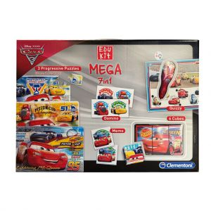 Cars 7 in 1 set