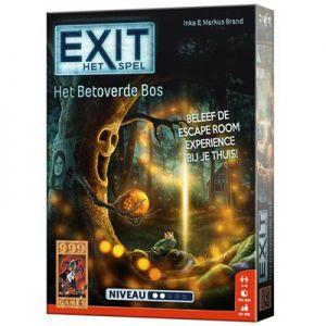 Spel Exit - Het Betoverde Bos