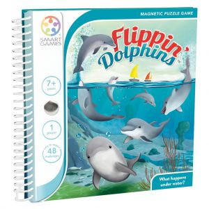 Spel Magnetic Flipping Dolphins