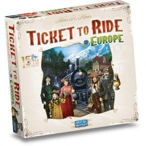 Ticket to ride Europe 15 jaar