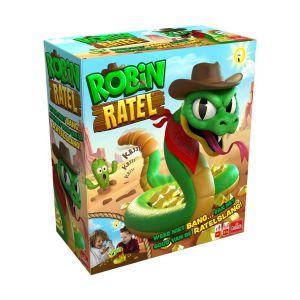 Spel Robin Ratel