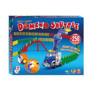 Domino 256 dlg met legauto