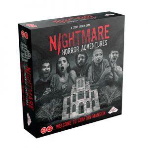 Spel Nightmare Horror Adventures