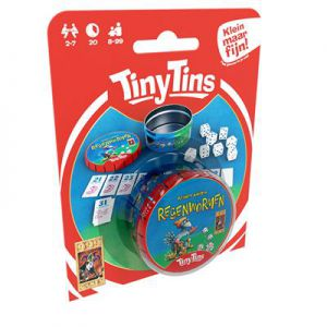 Tiny Tin regenwormen