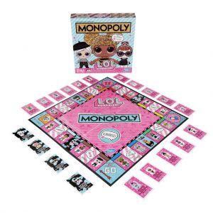 Spel Monopoly LOL Surprise