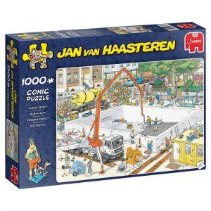 Puzzel Jan Van Haasteren Bijna Klaar 1000