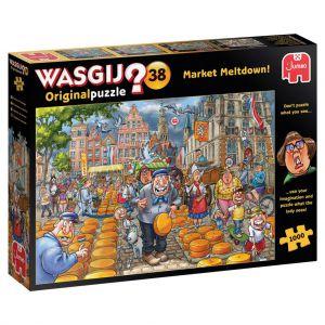 Puzzel Wasgij Original 38 Kaasalarm