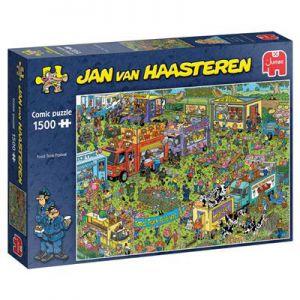 Puzzel Jan Van Haasteren Foodtruck Festival 1500