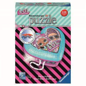 LOL 3D Hartendoosje puzzel