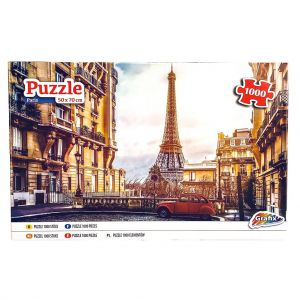 Puzzel Parijs 1000 Stukjes