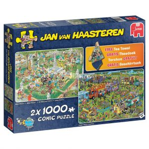 Jan van Haasteren Food festival 2x1000