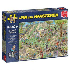 Puzzel Jan Van Haasteren Veldrijden 1000 Stukjes