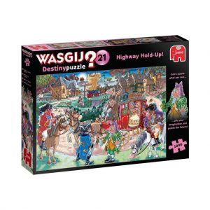 Puzzel Wasgij Destiny 21 Int 1000