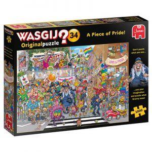 Puzzel Wasgij Original 34 Int 1000