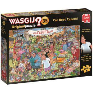 Puzzel Wasgij Original 35: 1000 stukjes