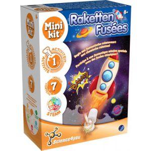 Mini kit Raketten Science4You