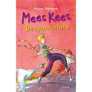 Boek Mees Kees De Sponsorloop