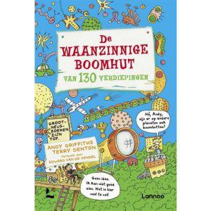 Boek De Waanzinnige Boomhut Van 130 Verdiepingen