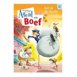 Boek Avi M3 Agent En Boef Lol In De Lucht