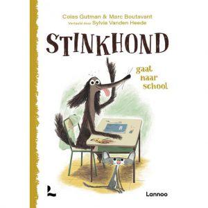 Boek Stinkhond Gaat Naar School