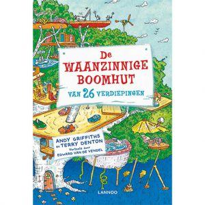 Boek De Waanzinnige Boomhut Van 26 Verdiepingen