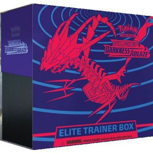 Pokemon Elite Trainer box SS3: Sword en Shield Darkness Ablaze