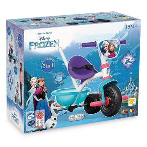 Frozen driewieler
